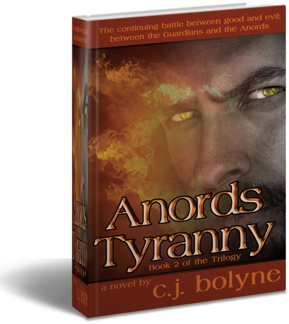Annords Tyranny, by CJ Bolyne