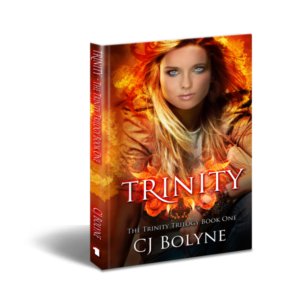 Trinity, by CJ Bolyne